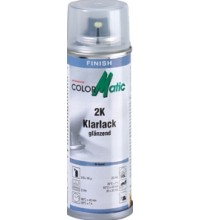 ColorMatic 2K Blanke Lak Hoogglans 200 ml