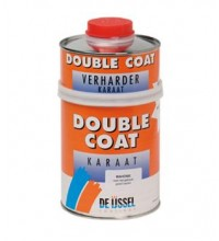 de IJssel double coat Karaat Mahonie set 750ml