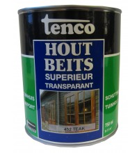 Tenco Houtbeits Superieur Transparant 750 ML