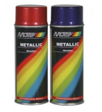 Motip Metallic Special kleuren 400 ml