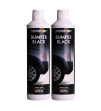 Motip bumper black fles 500 ML