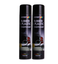 Motip Rubber & Plastic Conditioner siliconbased Spuitbus 600ML