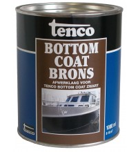 Tenco Bottomcoat Brons 1 Liter